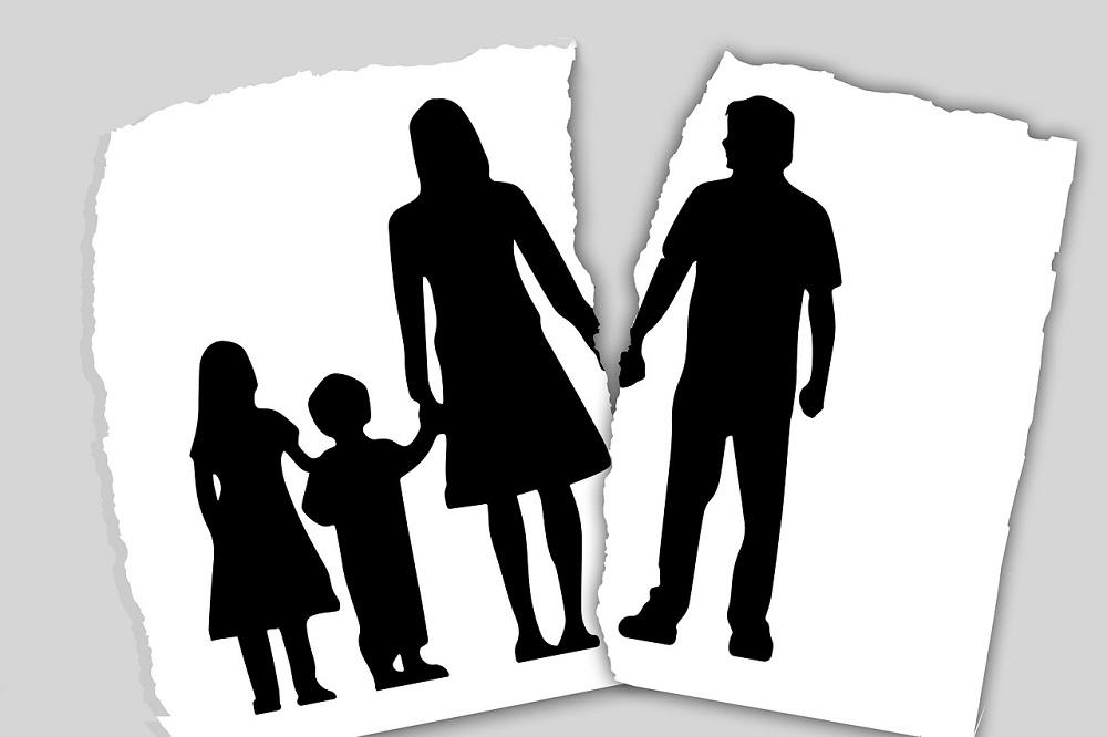 divorce in farming families