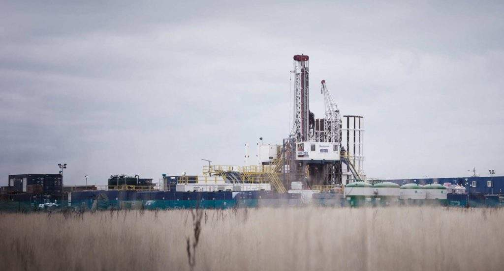 Cuadrilla fracking UK