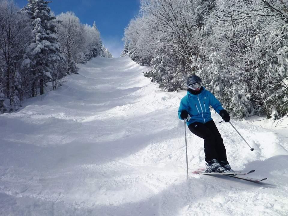 Alpine snow report - compelo