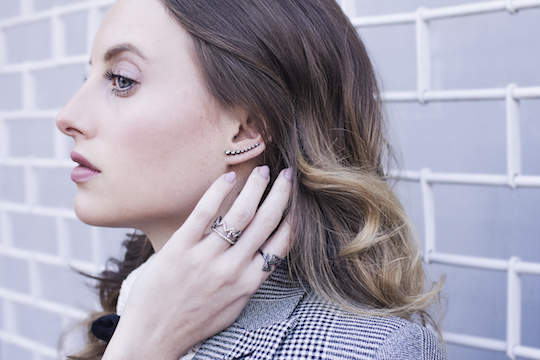Rosie Fortescue. Image Credit: Rex Features
