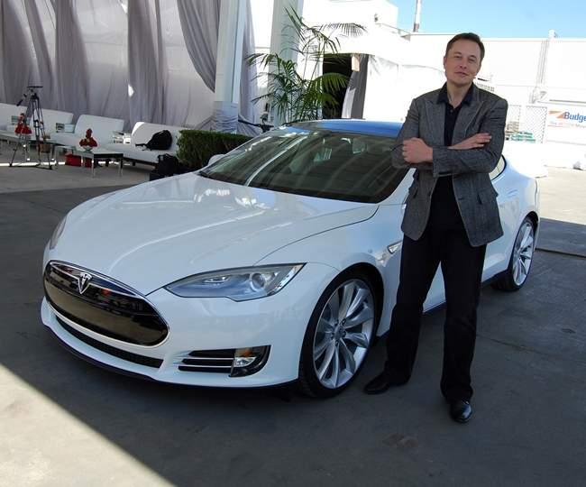 Elon Musk, Tesla, SpaceX