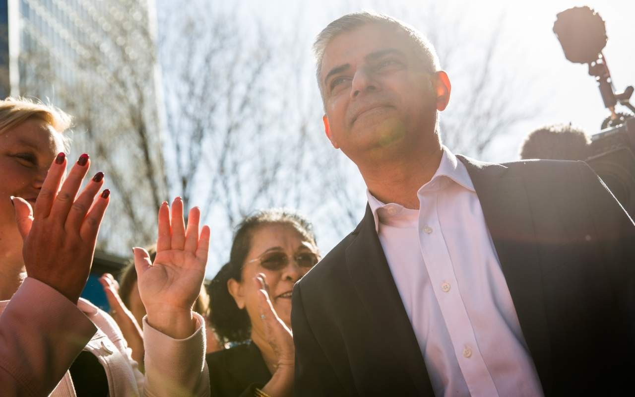 Sadiq Khan London Mayor - Compelo