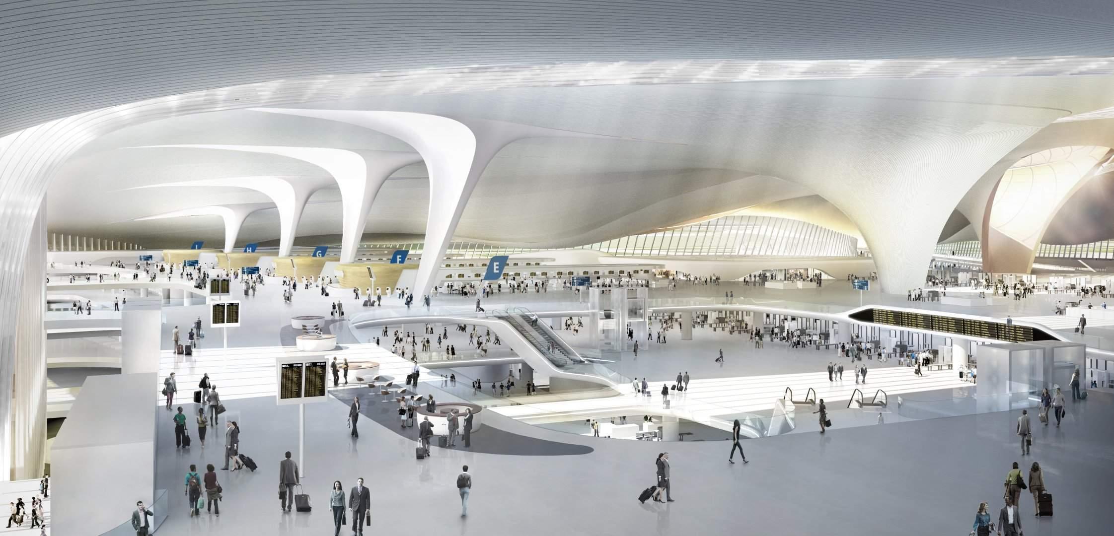 Beijing New Airport - Compelo