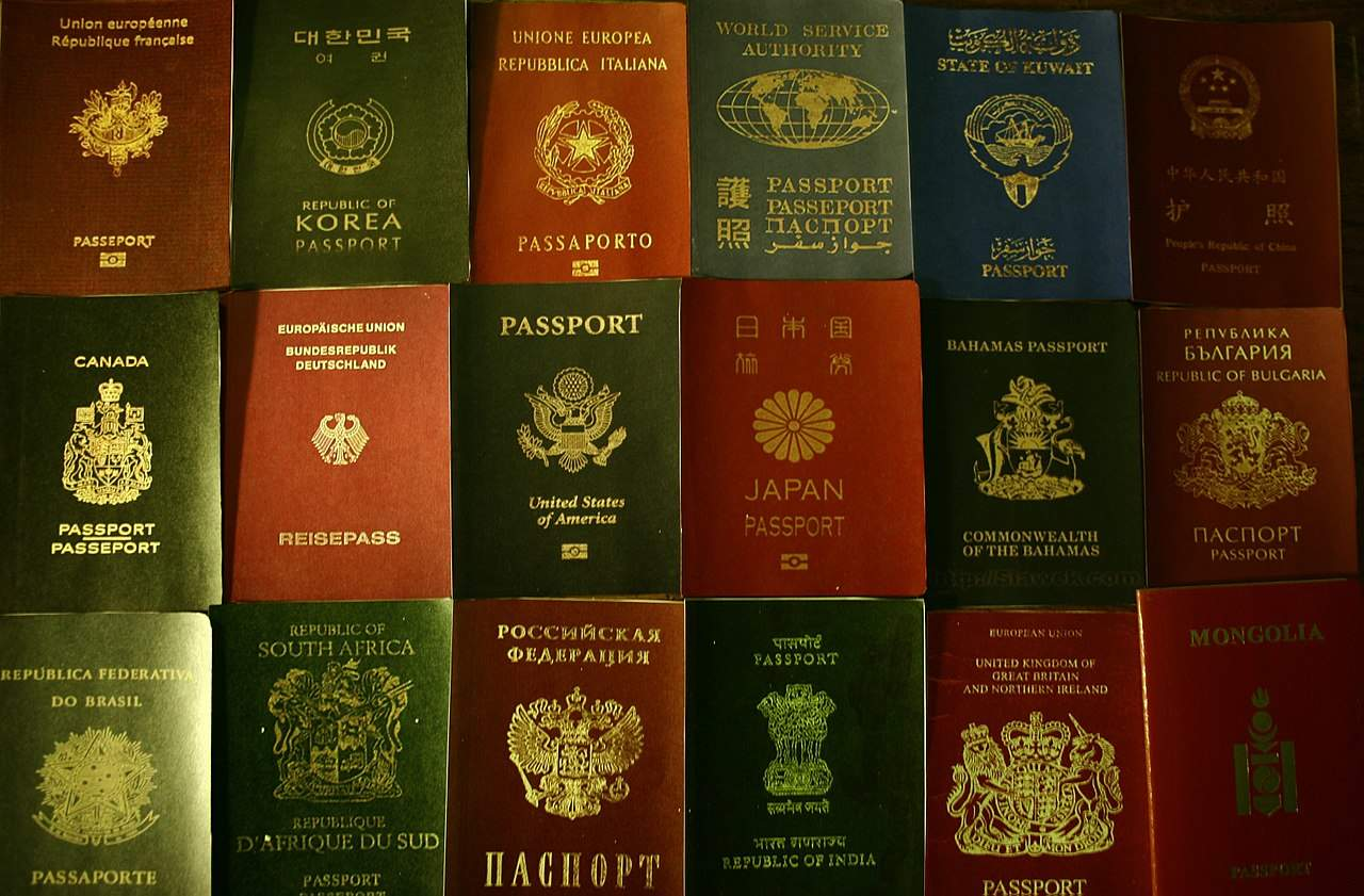 most powerful Passport