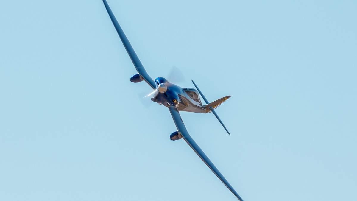 Air racing, electric aviation