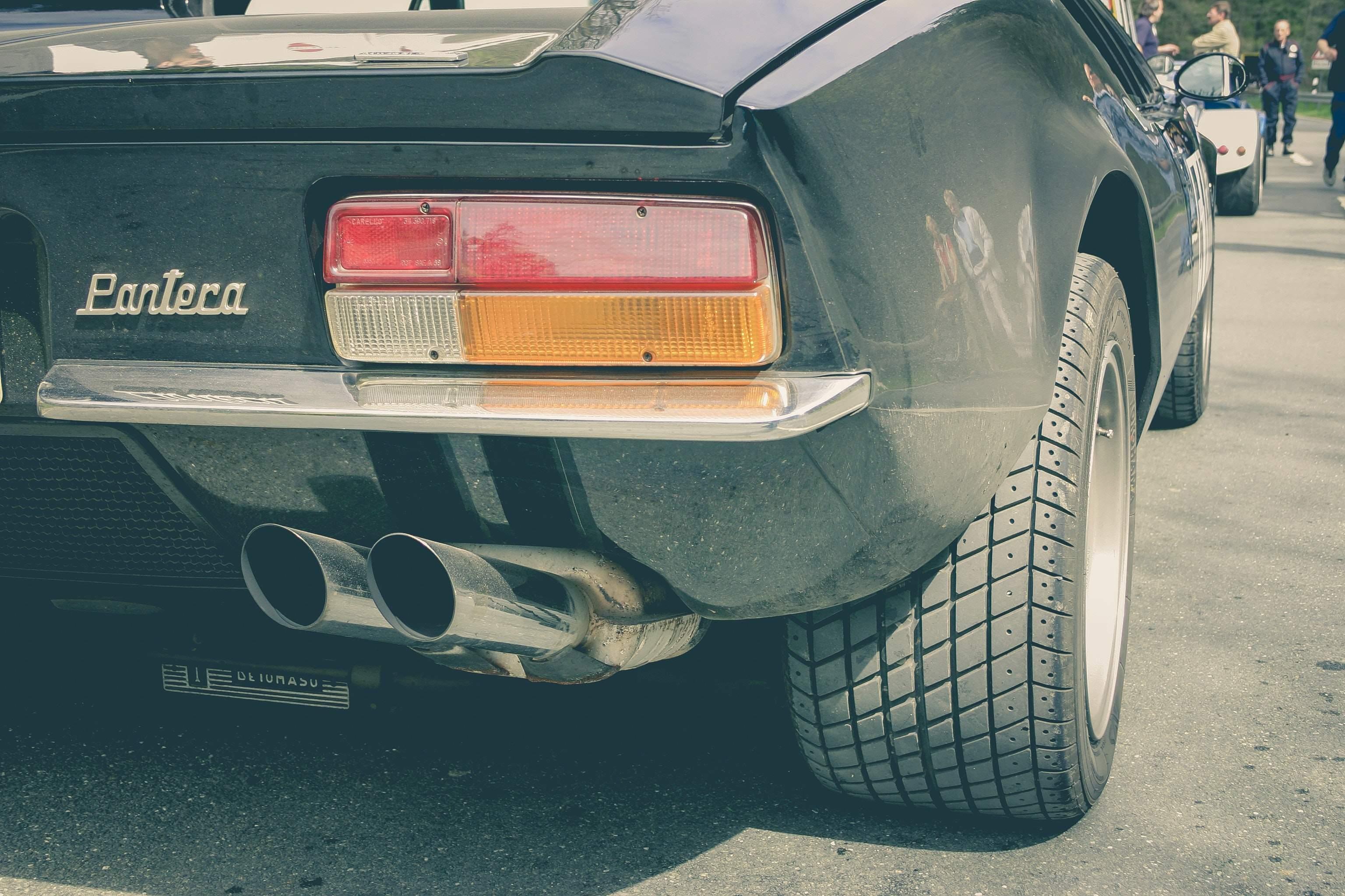 Car exhaust, diesel, petrol, emissions