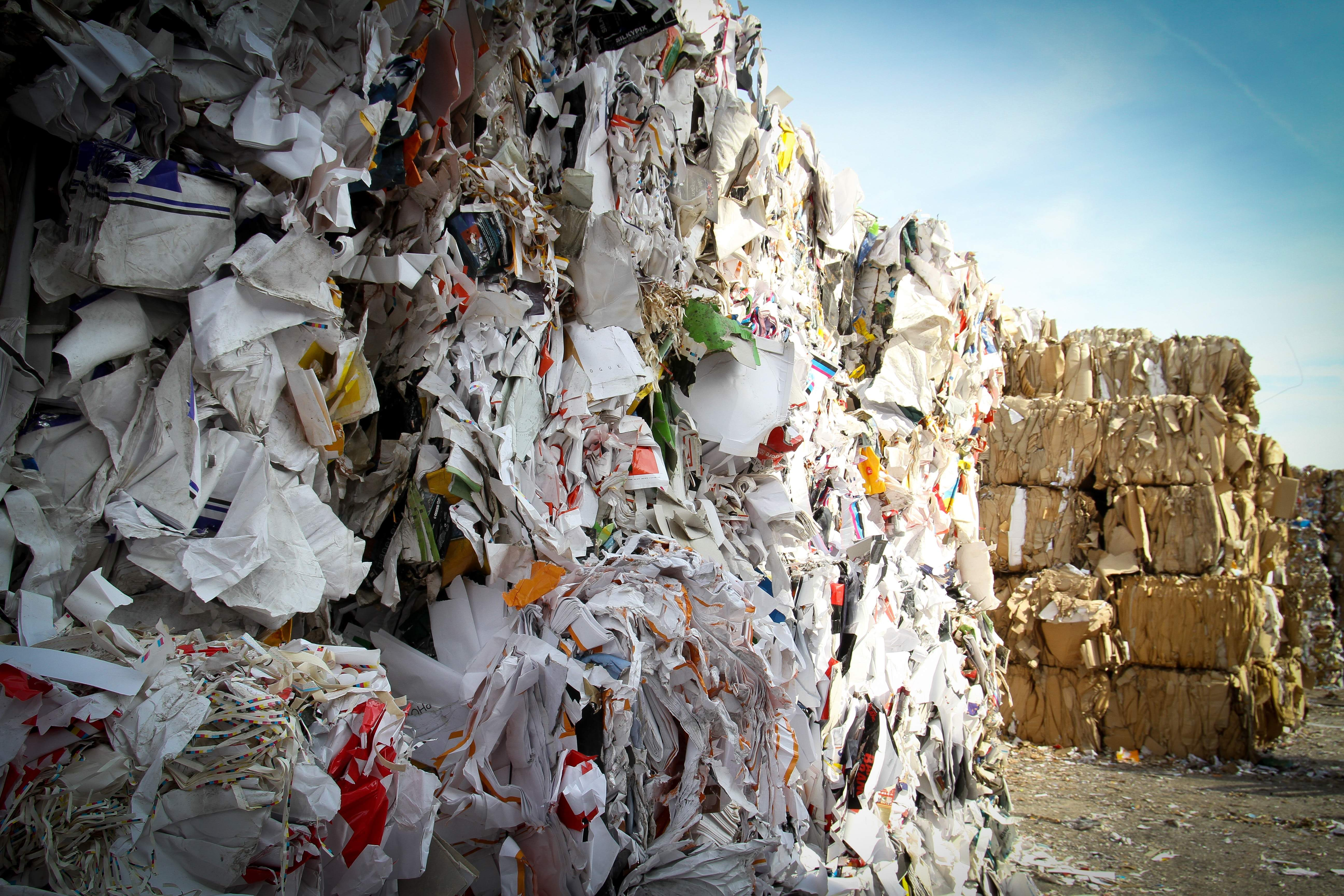 Recycling, packaging, recycle, recyclable, waste, landfill