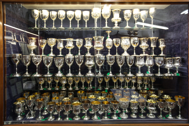 Jewellery, silver