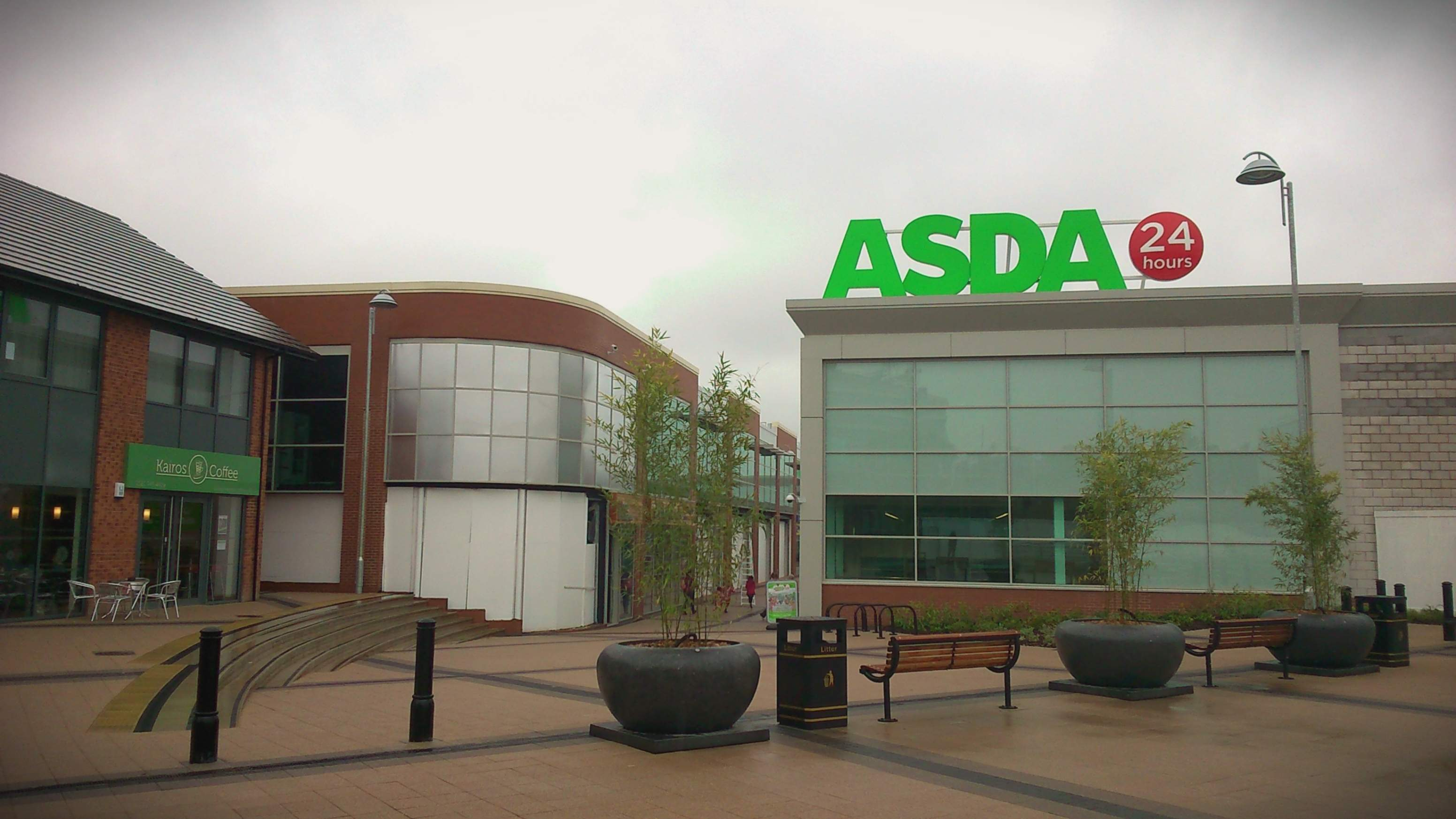 Asda, merger