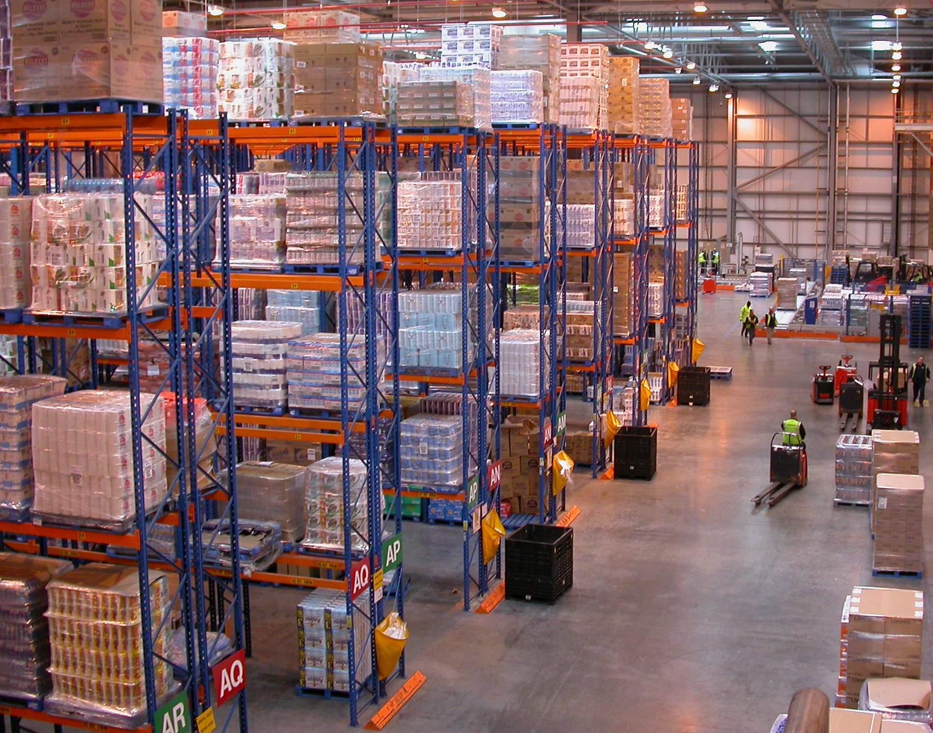 Distribution centre, warehouse, logistics, last mile logistics