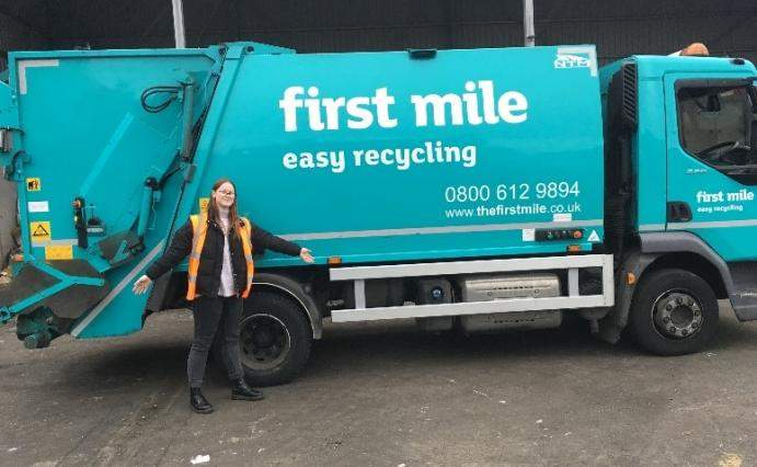 First Mile, recycling, SME