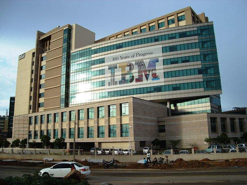 IBM, Tech, tech companies market cap
