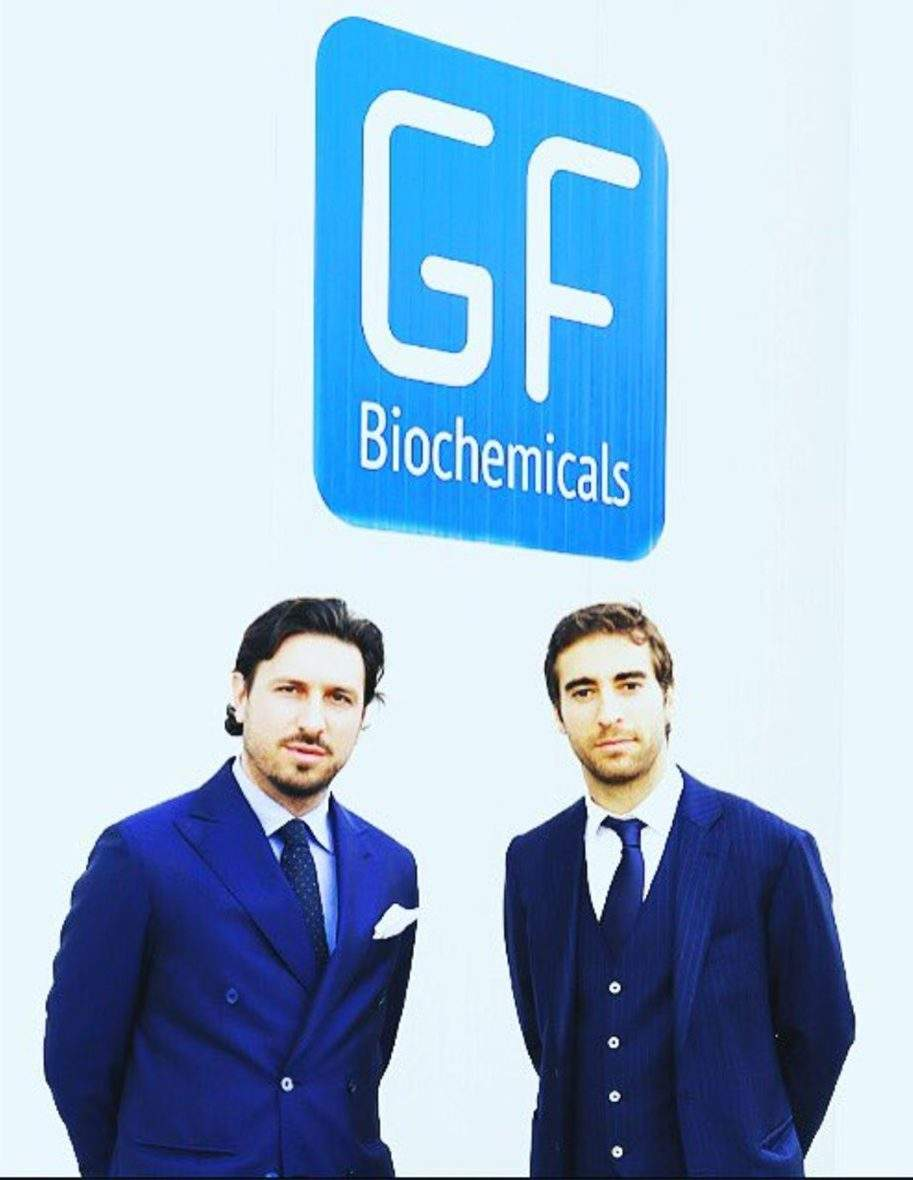Mathieu Flamini, GF Biochemicals