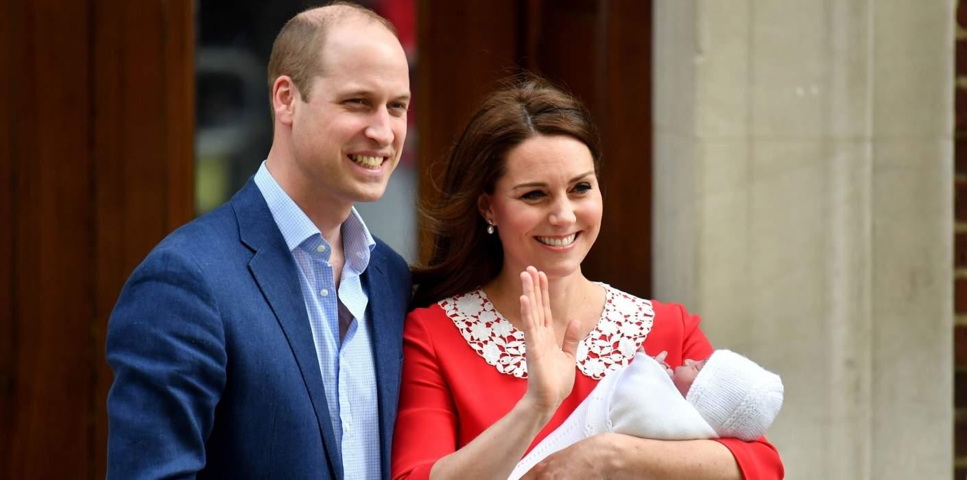 Prince Louis, royal family, royal birth