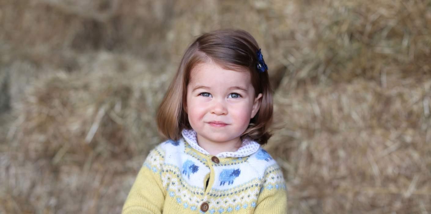 Princess Charlotte, royal family