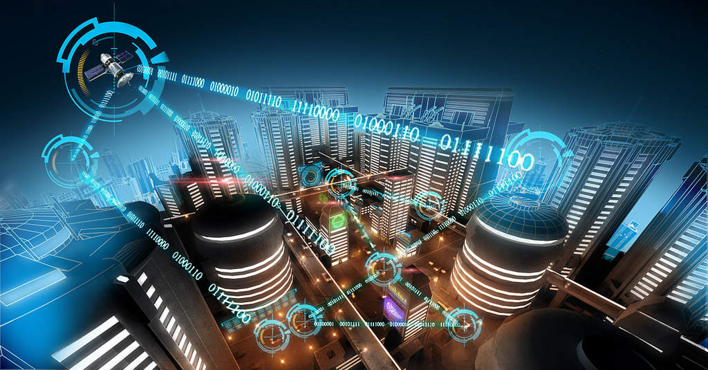 5G, Smart city