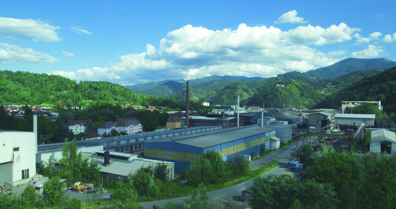 Voestalpine, Manufacturing, Steel plant