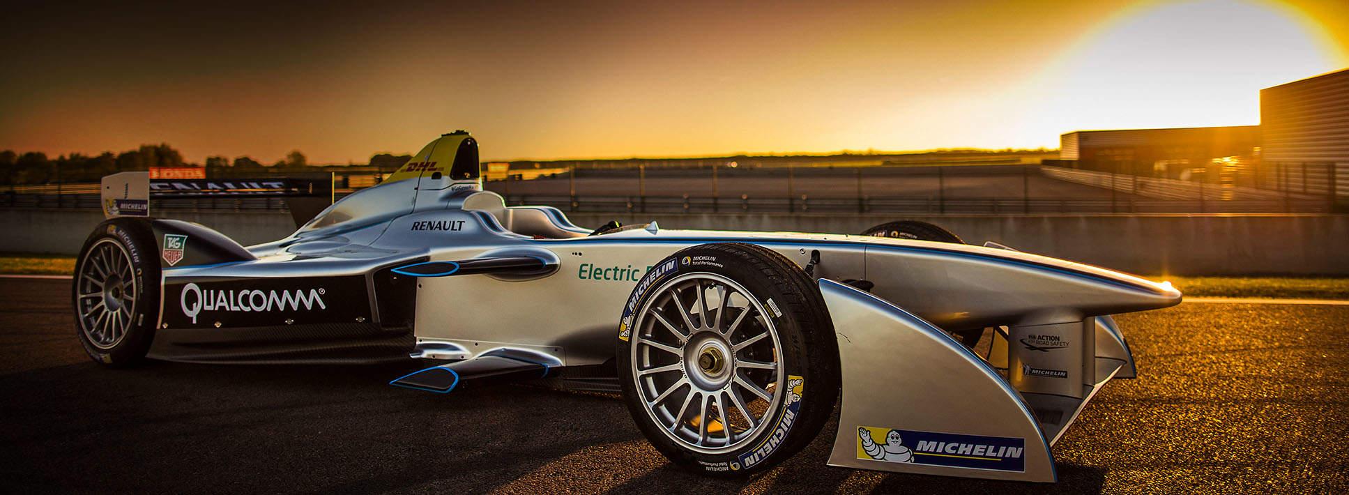 Formula E, Queen's Awards