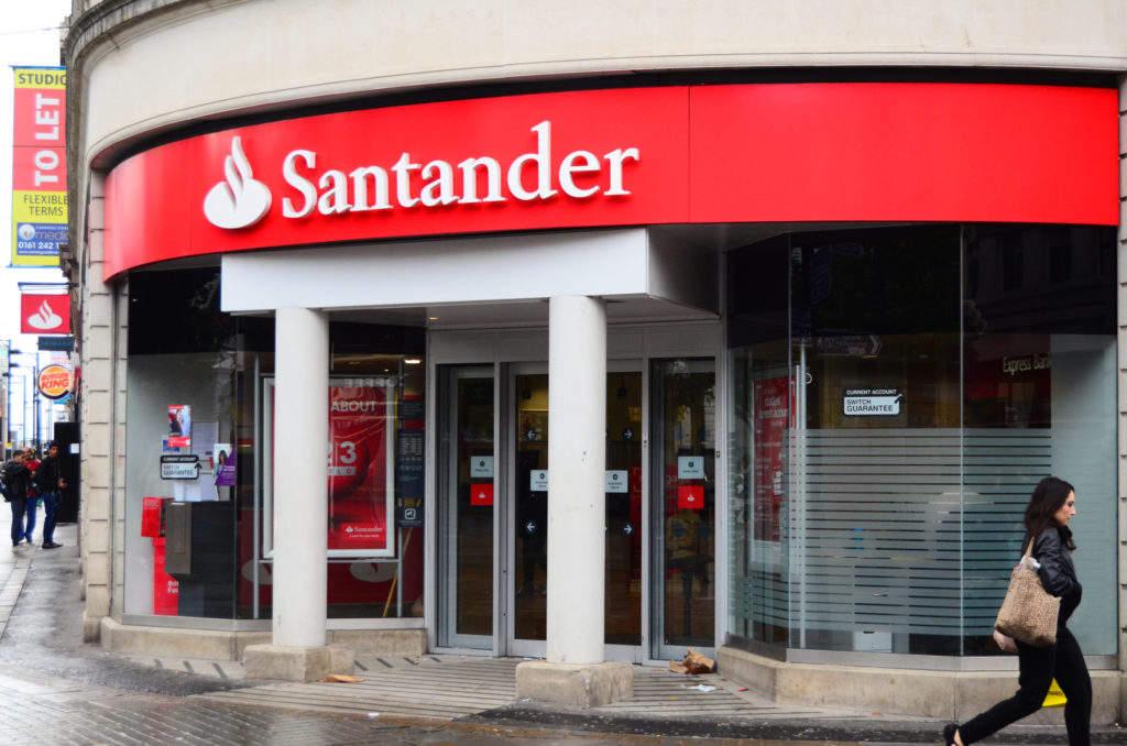 Santander, Bank