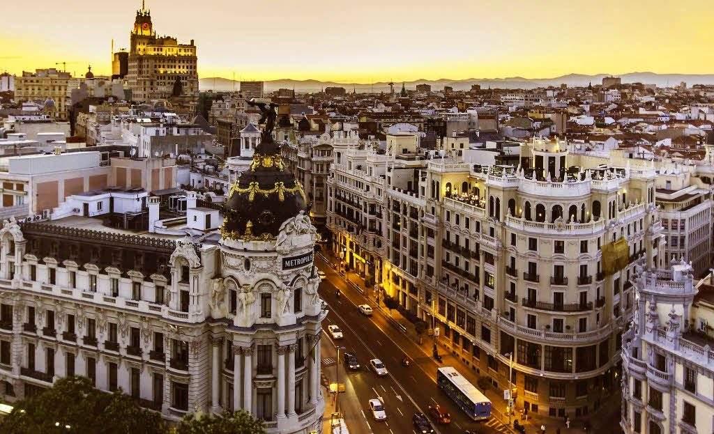 Spain, Madrid