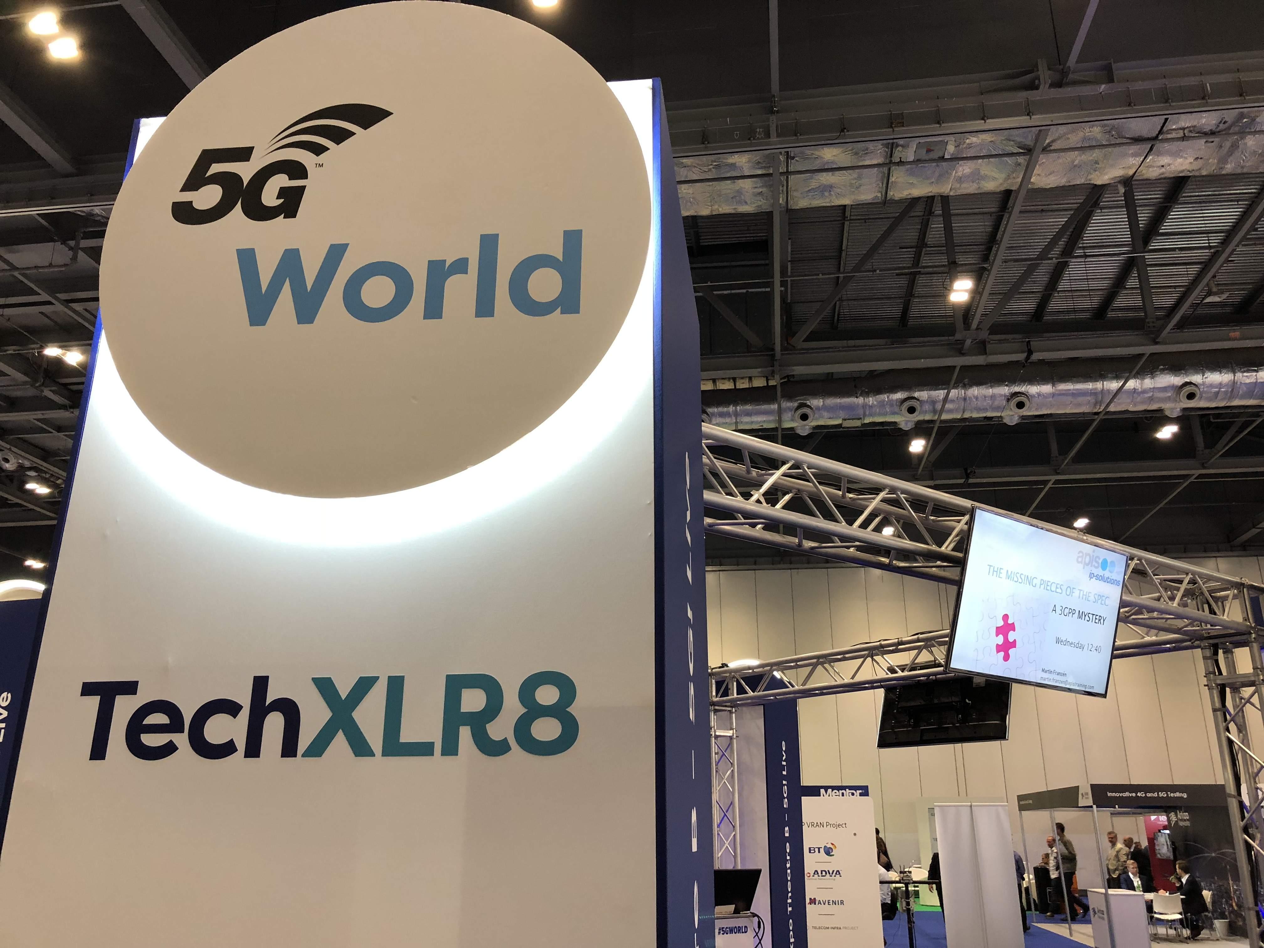 London Tech Week,5G