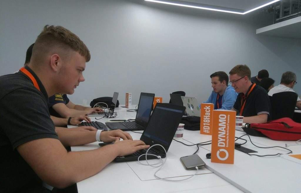 Dynamo, hackathon