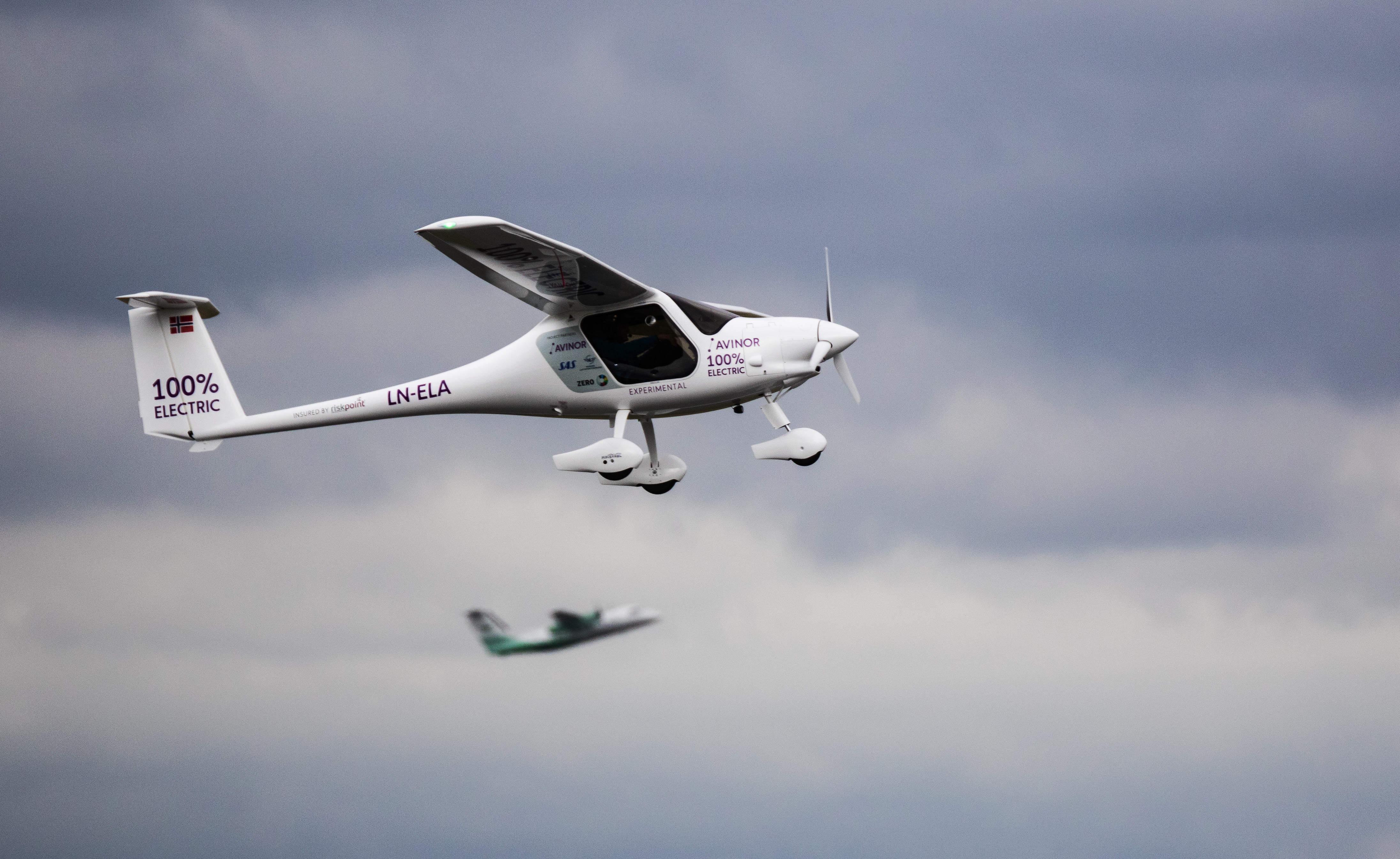 Electric planes