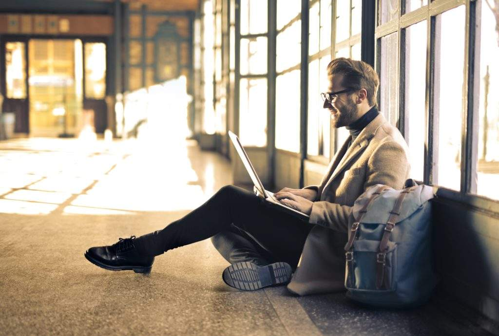 Remote working, flexible working, choose your own working hours