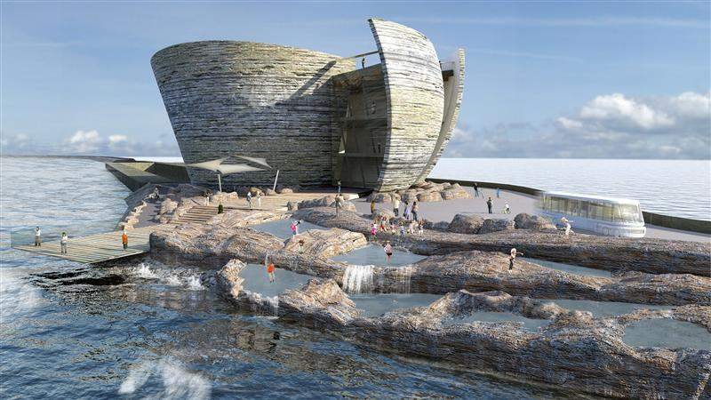 what is the swansea bay tidal lagoon project
