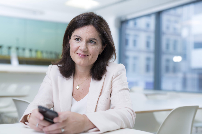 Trainline CEO Clare GIlmartin, women in tech