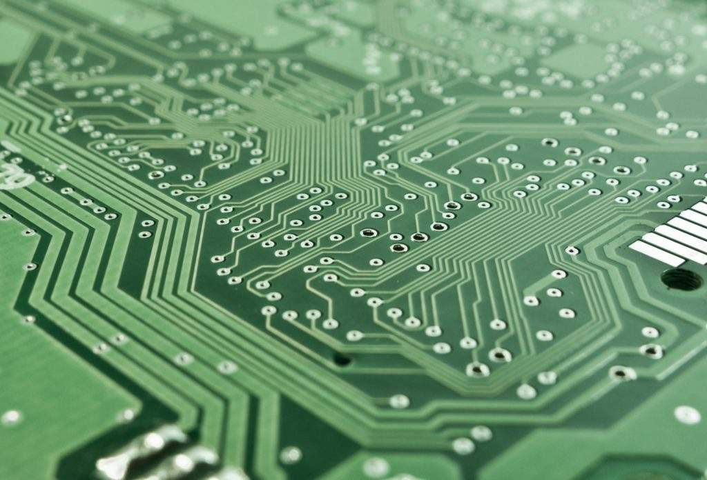 Circuit board, tech companies