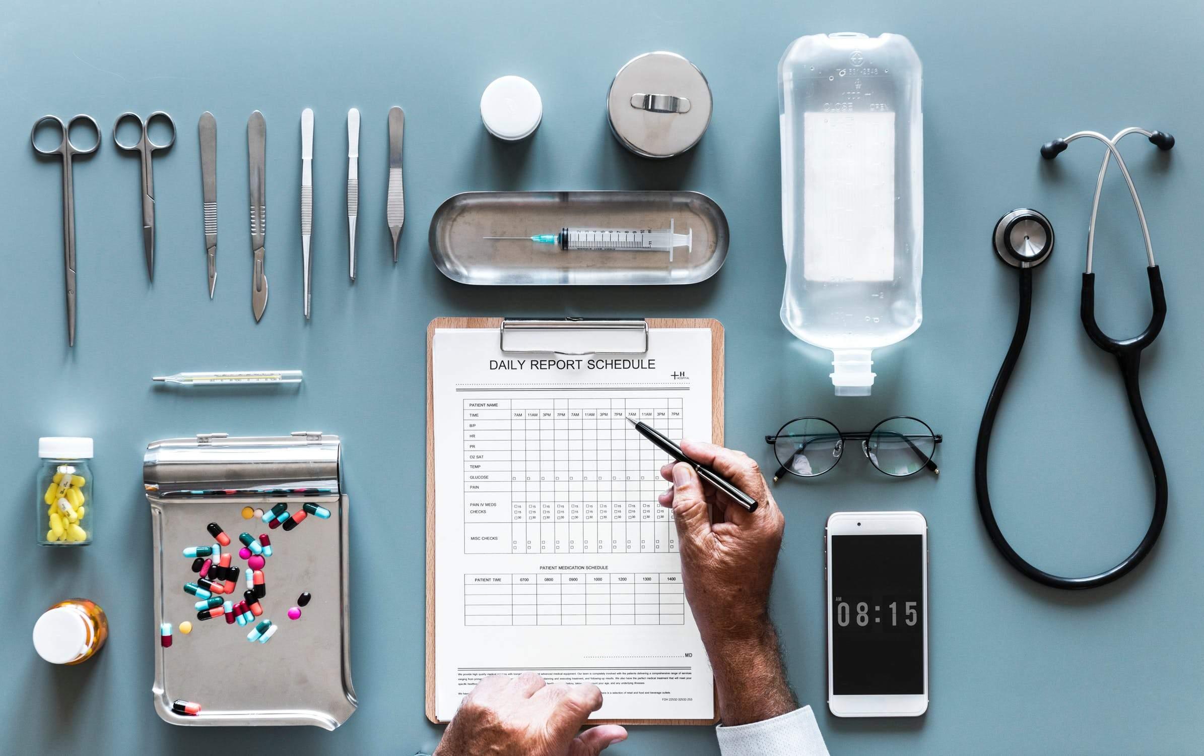 Digital healthcare, NHS