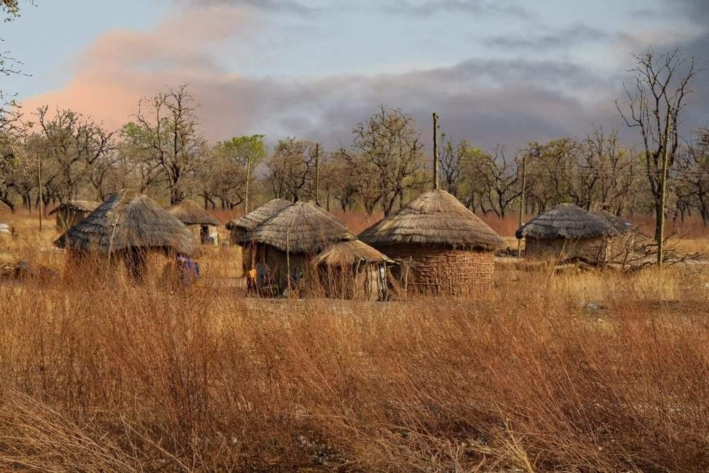Africa, village