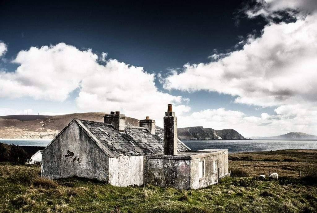 Ireland, landscape