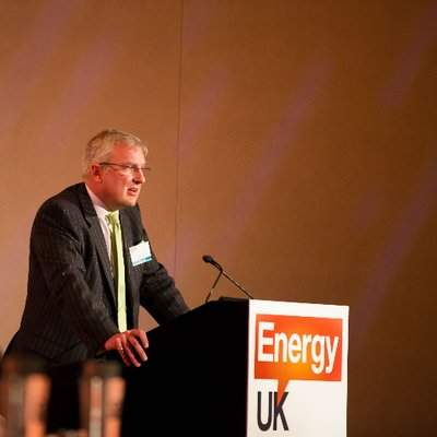 Energy UK CEO Lawrence Slade, Energy UK
