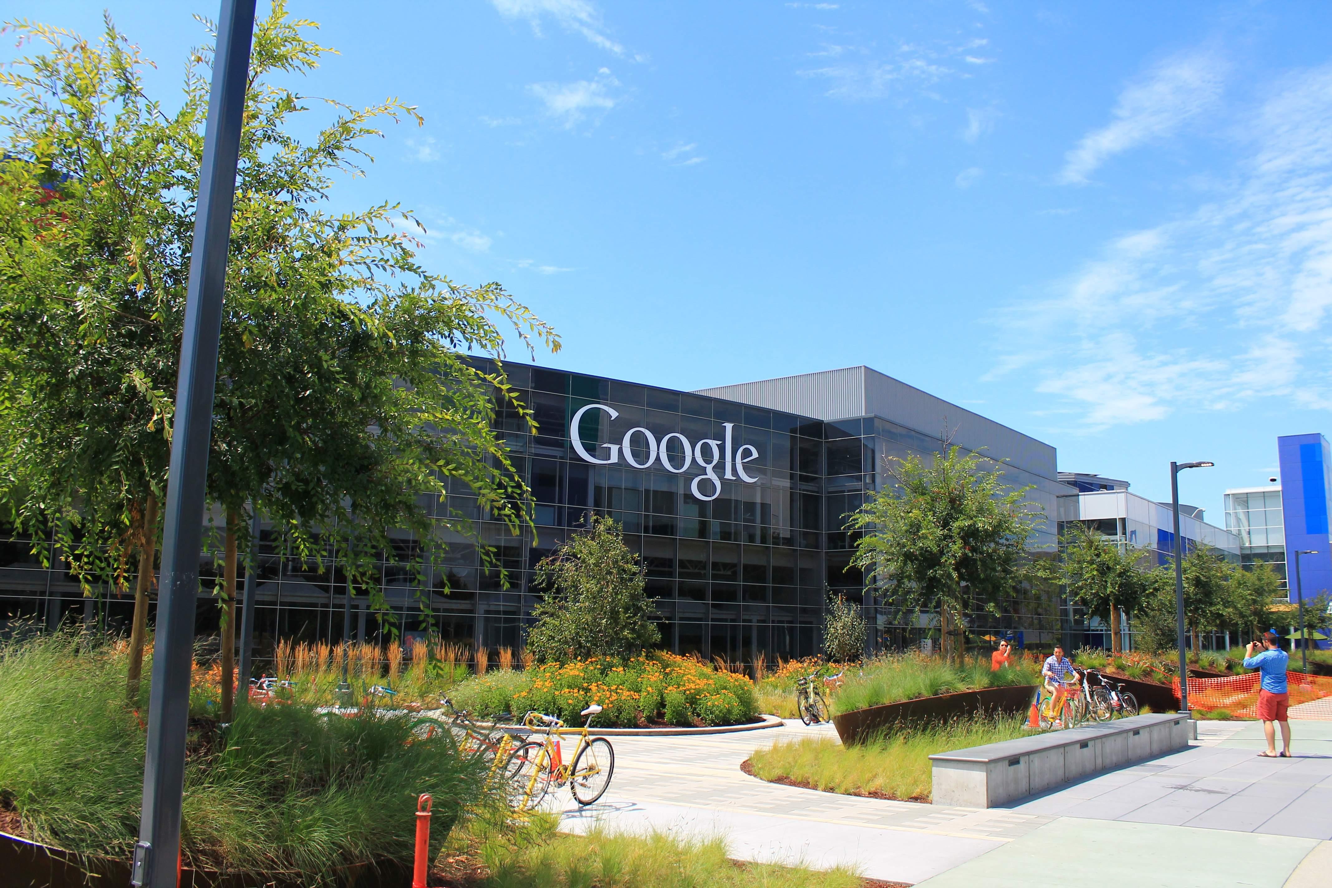 Google office, Google workplace