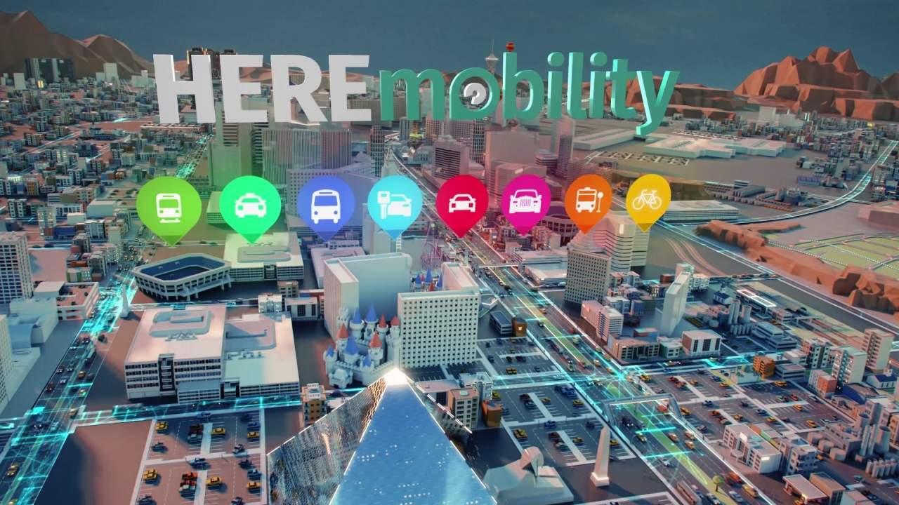 Here Mobility, Tel Aviv start-ups