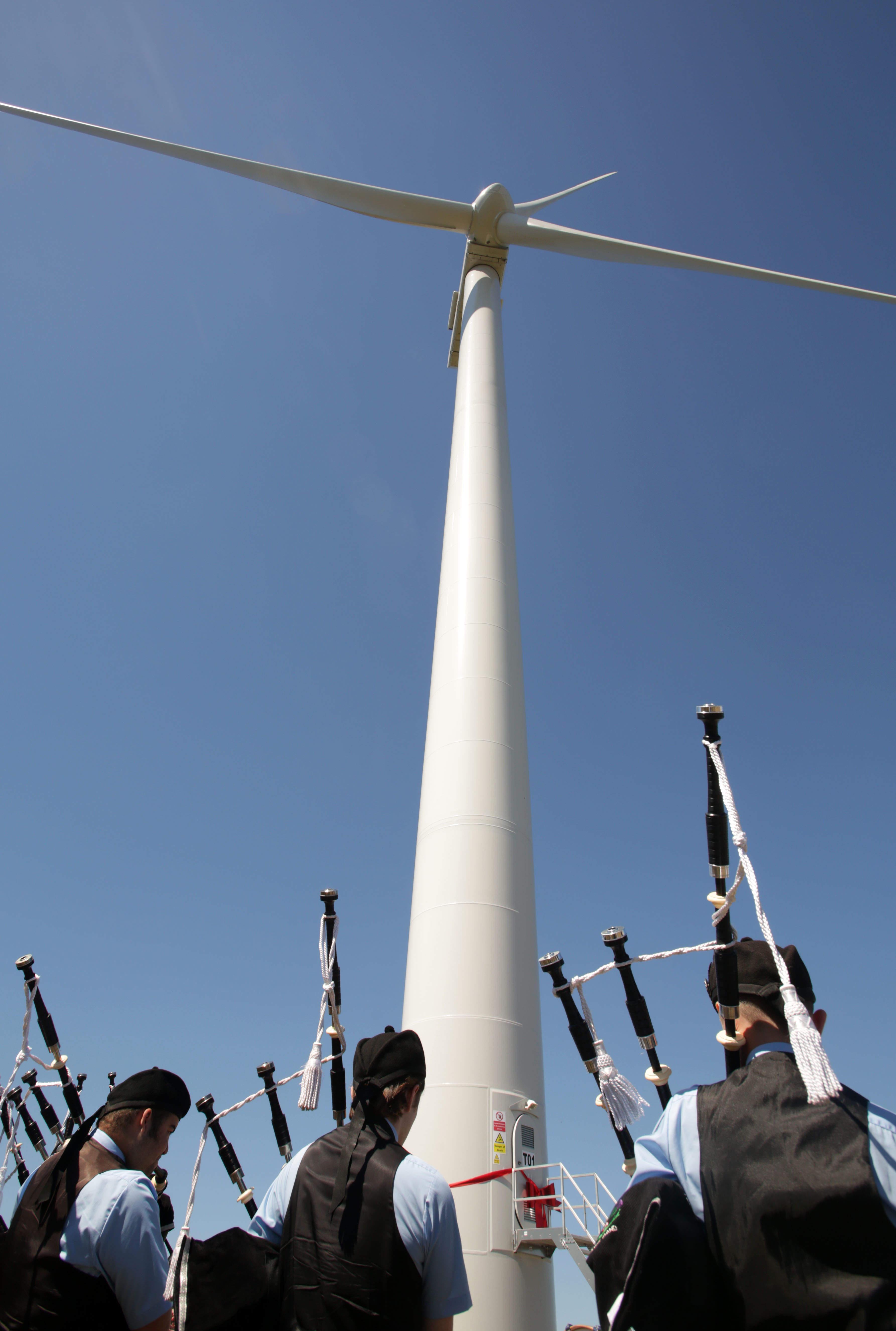 Nestle UK wind farm