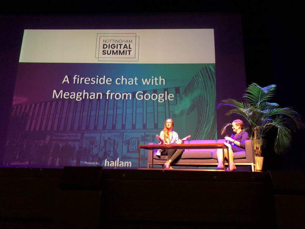Nottingham Digital Summit