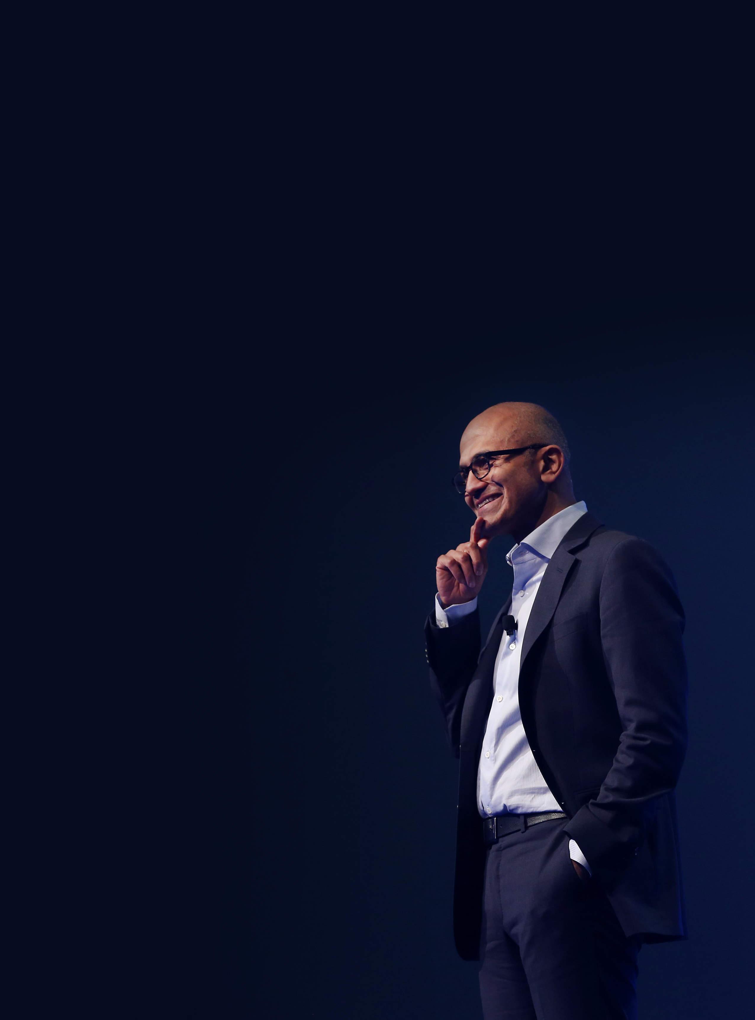 Microsoft, Satya Nadella