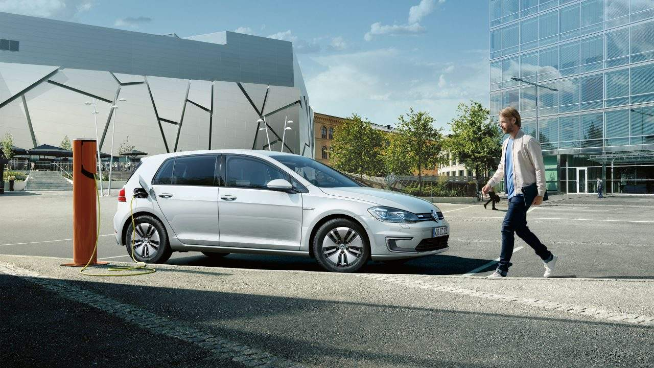 Volkswagen e-Golf, electric cars, best electric car