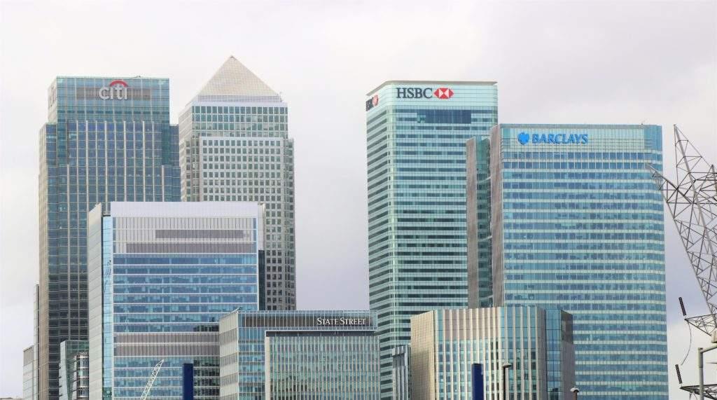 HSBC, Canary Wharf