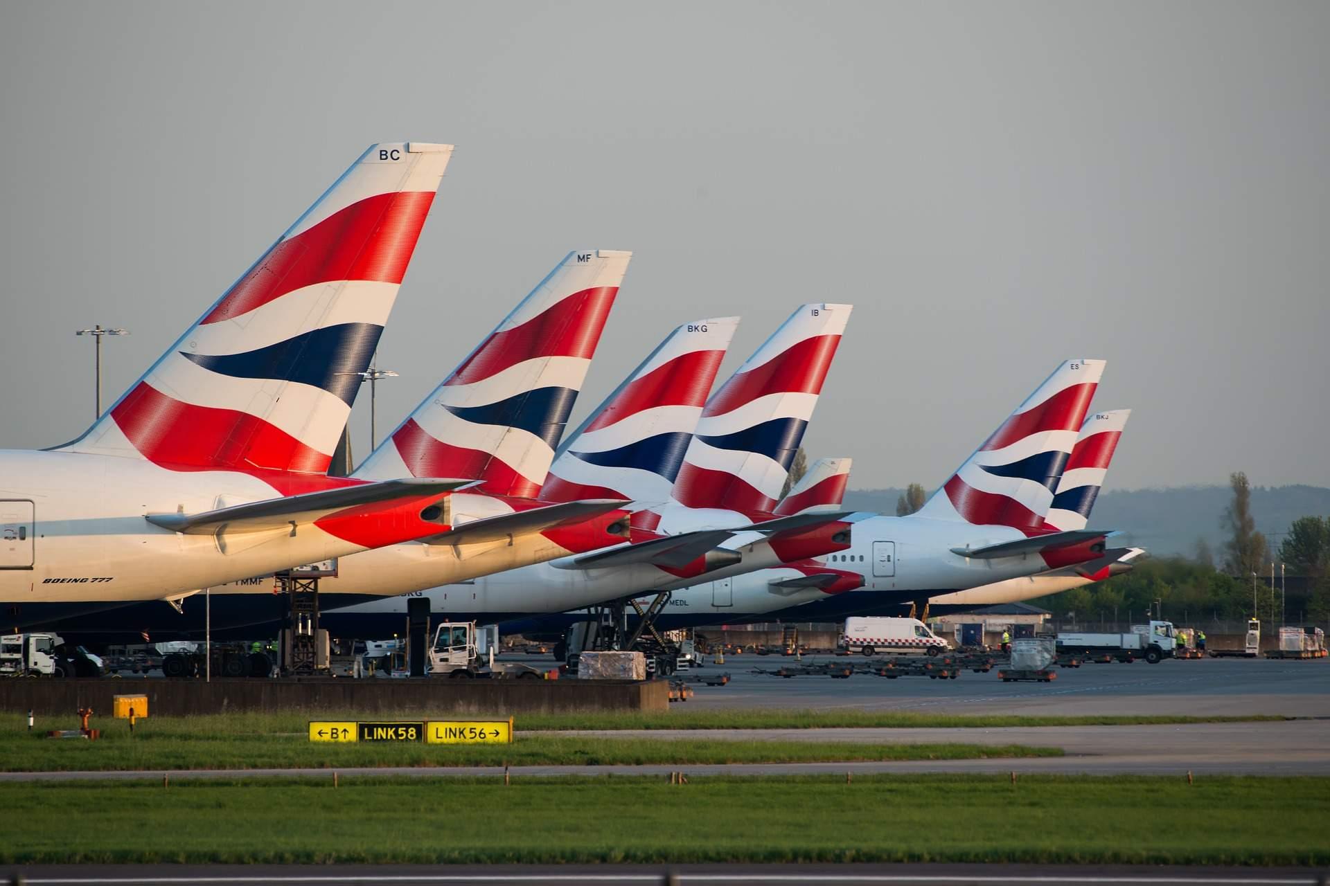 Heathrow, Planes