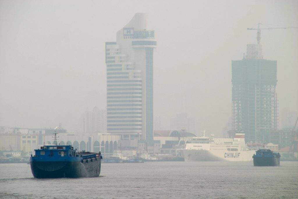 Chinese Pollution plan