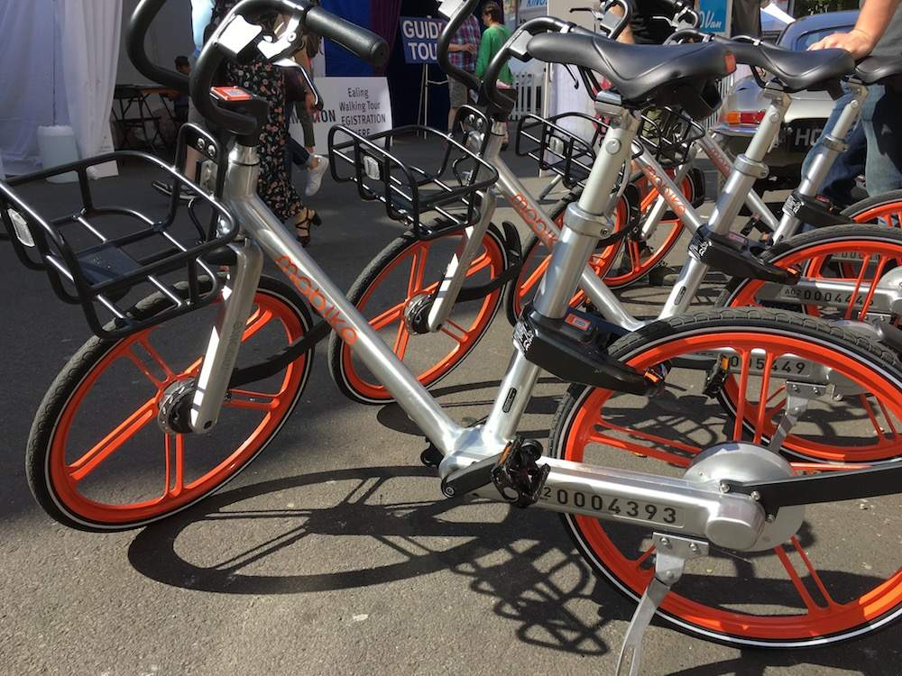 urban cycle schemes
