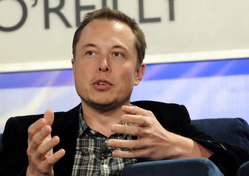 Tesla chief executive