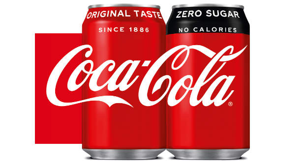 Coca-Cola's new packaging, biggest brands in the world 2019
