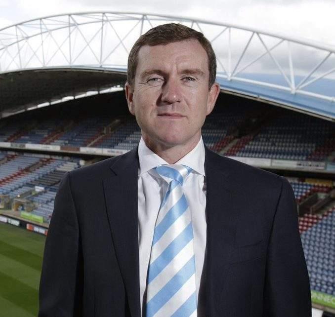 Dean Hoyle, football club owners