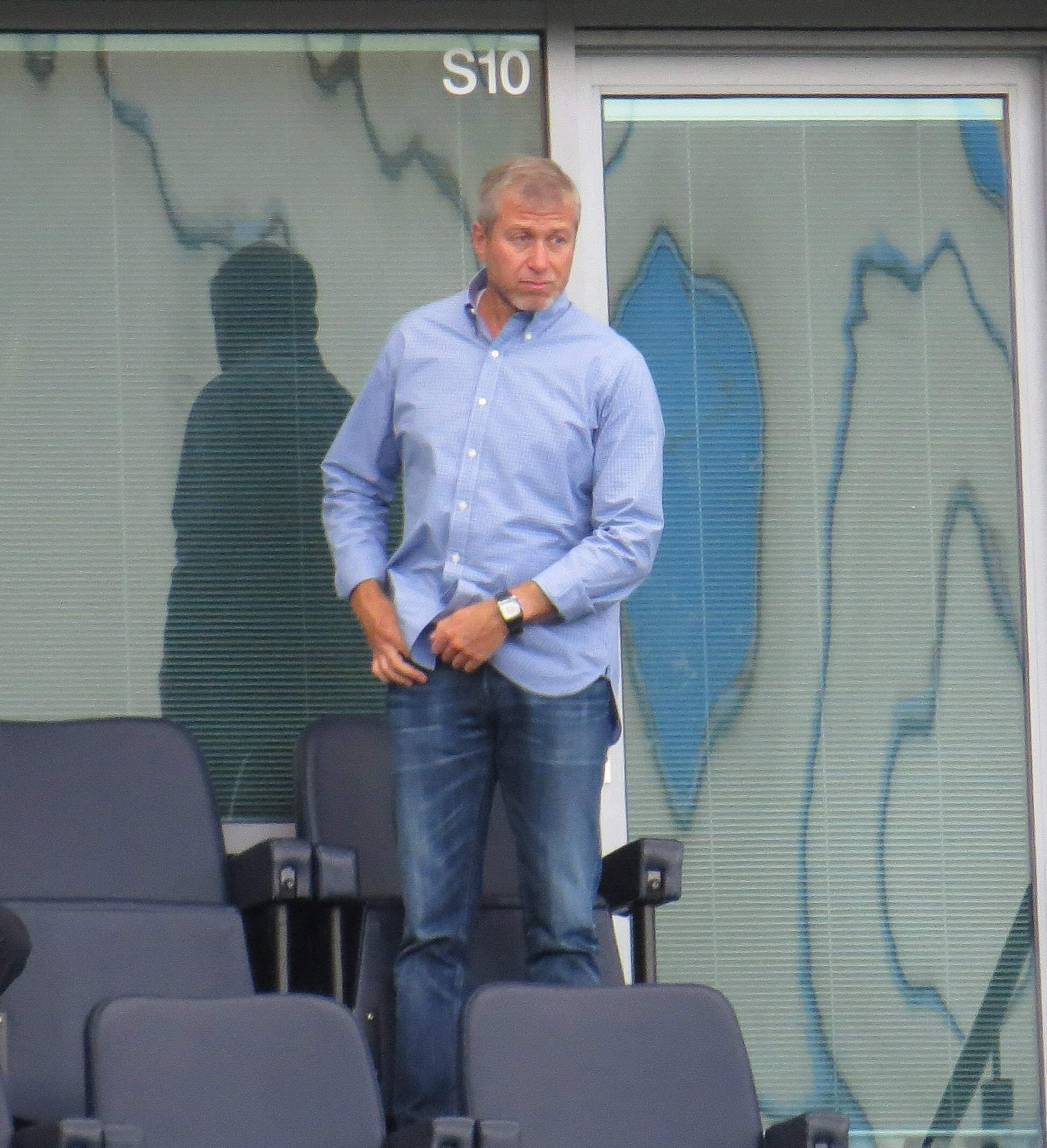 Roman Abramovich, football club owners