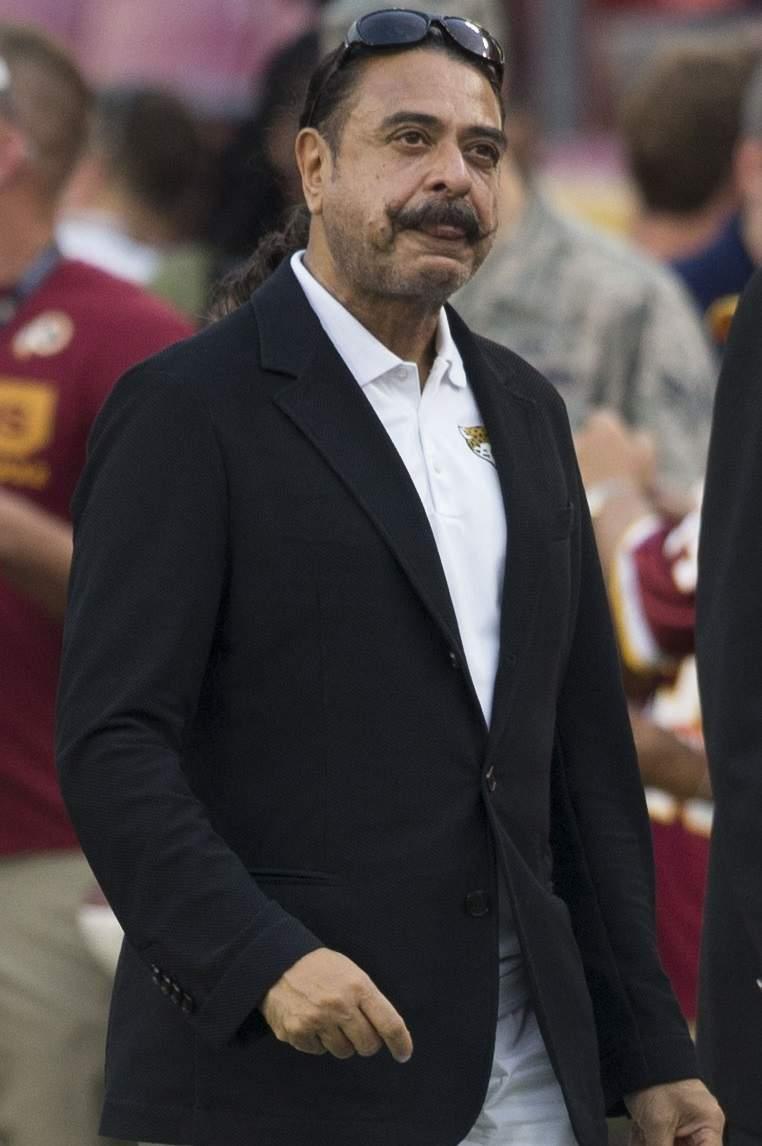 Shahid Khan, football club owners
